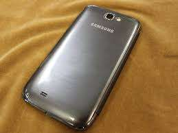 Samsung Galaxy note2 Brand new with accessories. coffee color.