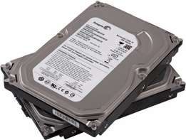 250Gb Desktop Hardrives In Perfect Working Condition For Cheap R100