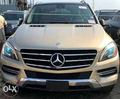 Immaculate 2013 Mercedes Benz ML 350 4matic With Full Factory Options