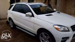 Mercedes Benz ML350, 2015, At 17.5m, Just Cleared From US