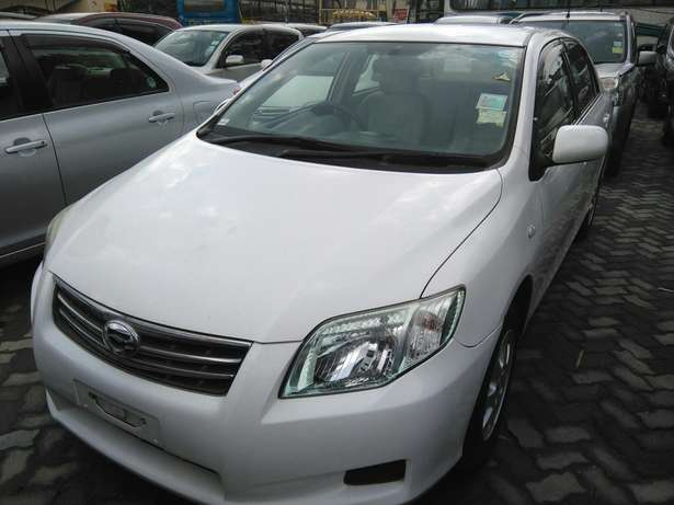 White belta,2009 model,1300cc KCJ. Lavington - image 4