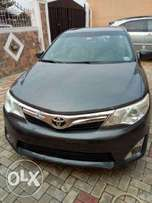 2012 Tokunbo Camry XLE