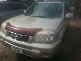 Tincan cleared tokunbo nissan x /trail 05