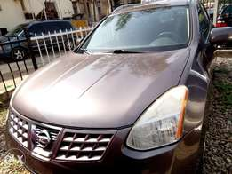 Foreign used 2008 Nissan rogue for urgent sale