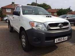 2010 Foreign Used Toyota, Hilux Diesel For Sale - KSh2,450,000