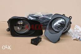 FXT fog lamps: For Toyota Axio/Fielder: New shape: 8500 ksh