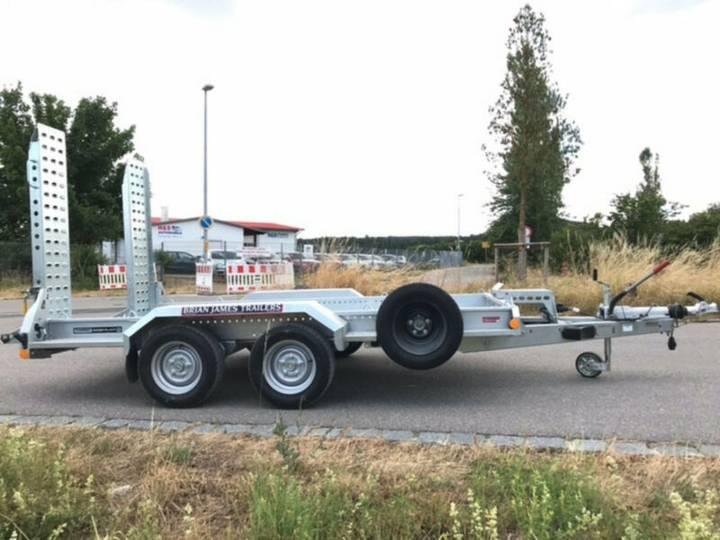 Brian James Trailers T-02-T - NEUER Anhänger - Maschinentransport! - 2019