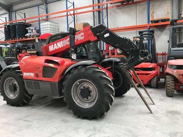 Manitou Mlt 634 - 2013 - image 3