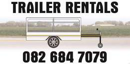 Trailer Rentals - From R 120 / day