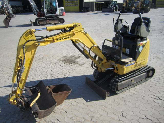New Holland E 09 Sr - 2007
