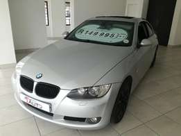 2007 BMW 3 Series 325i Coupe Excl (e92)