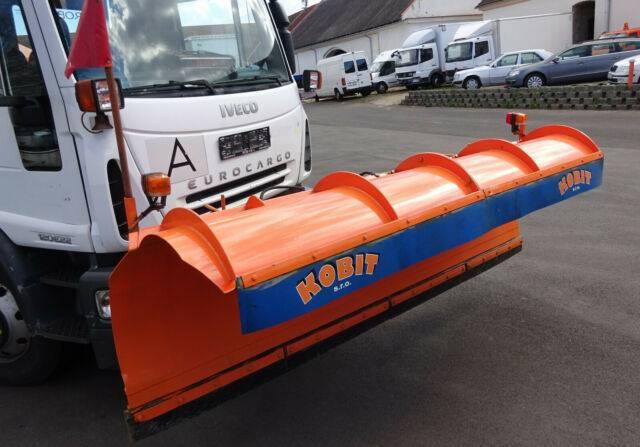 KOBIT RSP snow plough - 2006