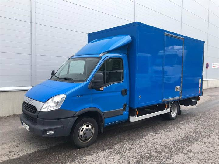Iveco Daily 40c - 2012