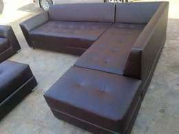 Exquisite Sitting Room Sofas (Any one of your choice is N450,000)