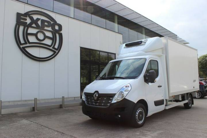 Renault Master Frigo Carrier 0° tot 20° - 2019
