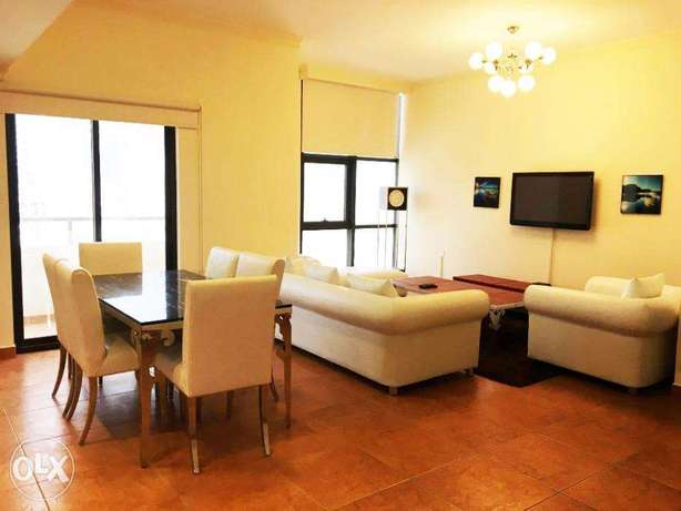 True Offer 3 Bedroom Fully Furnished for Rent in Juffair
