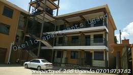 Brand new apartments in kyaliwajjara mbalwa at 600k