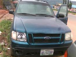 Neat Naija Used Ford Explorer Truck At Give Away Price