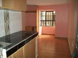 Modern spacious bedsitters with wardrobes to let at Roysambu