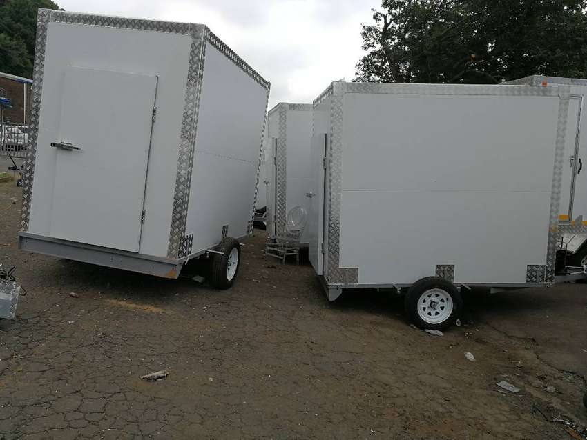 Mobile Chiller And Freezer For Sale Bloemfontein Event