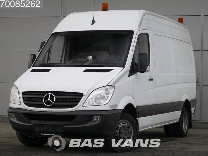 Mercedes-Benz Sprinter 519 CDI 3.0 V6 Full Option Navi Camera Standkach... - 2010