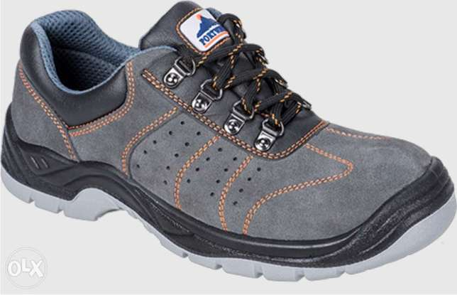 Steelite Perforated Trainer S1P Safety Shoes