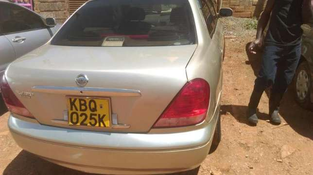 Clean Nissan Sulphy kbq on quick sale 350k Ruiru - image 3