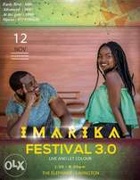 Imarika Festival 3.0 : Live and Let Colour