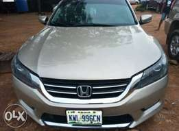Clean 2013 Honda Accord Sport Edition For Sale