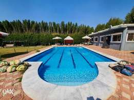 Villa for dayuse rent with big pool