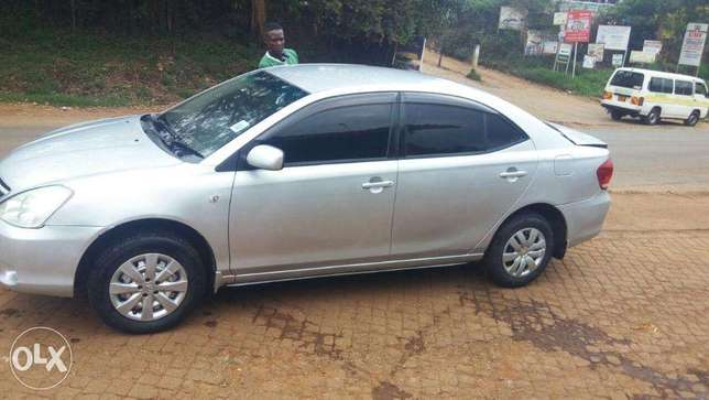 Toyota Allion 2006 Clean Car Auto Kikuyu T-Ship - image 2