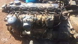 Engine for fuso