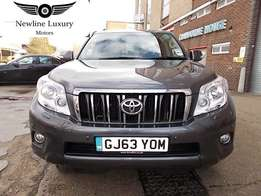 Just arrived 2010 Toyota Prado 3.0 Diesel LC4 Spec*Full leather*KCK RE