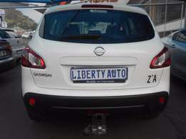 2014 Nissan QuashQai Accident Free on Special