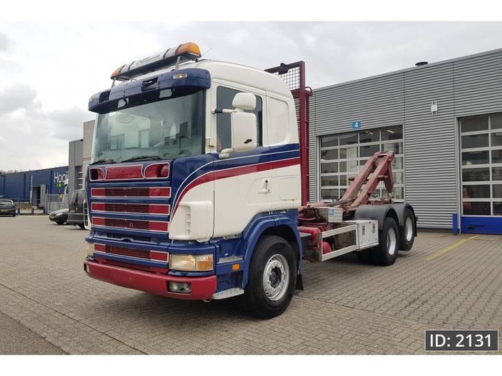 Scania R144 460 CR19, Euro 1 - 1997