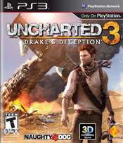 uncharted 3 (drake deception) PS3
