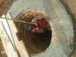 Free under ground water in your land for irrigation and home use