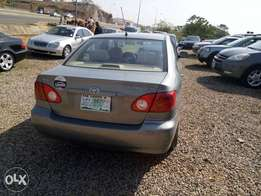 A Superb 2005 Toyota Corolla For Sale