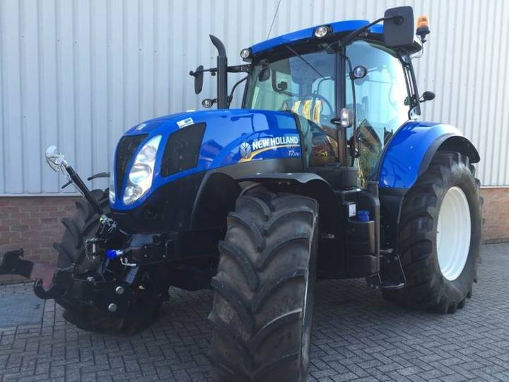 New Holland T7.170 Rc - 2016