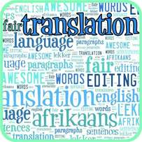 Fair Translation and Editing Services: Excellent value at fair prices!