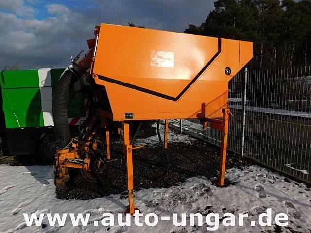 Multicar Kiefer Boki Kehrmaschinenaufbau 1800H - 2008