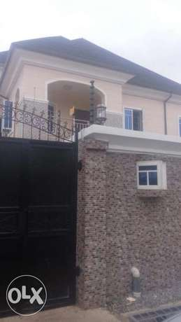 Newly Built Luxury 2bed Rooms Flat at Ajao Estate Isolo Lagos Mainland - image 2