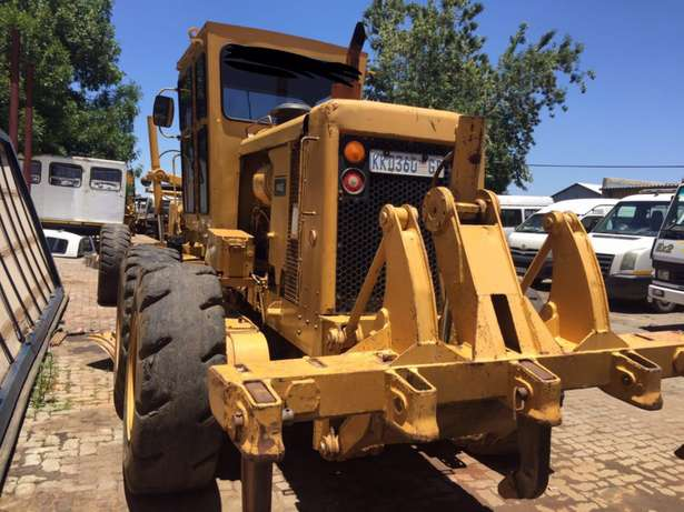 CAT 140G grader with Ripper Krugersdorp - image 4