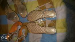 Palm slippers & sandals