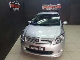 2013 Toyota Auris 1.6 Supercharged TRD