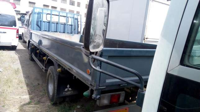 Mitsubishi Fuso Long Chase With Leaf Spring in Front Mombasa Island - image 4