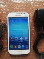 UK Used Samsung Galaxy Grand Dual Sim with Charger