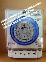 Timer switch for bulb led solar house office security car shop cctv
