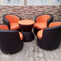 Executive 4 Seater Coffee Set.