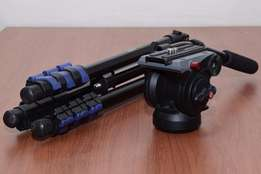 Photography Tripod with Video Head